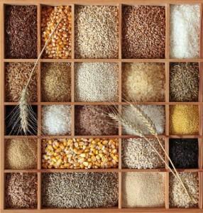Крупы   зерновые   бобовые