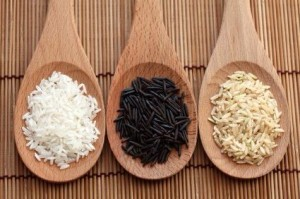 нешлифованный рис | виды риса | польза | вред