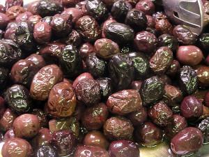 оливки   чёрные   спелые