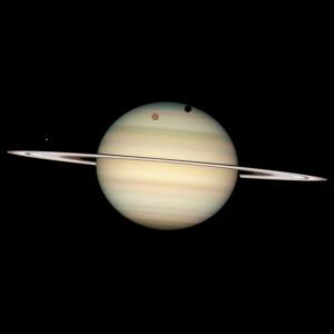 Звуки планет | Сатурн