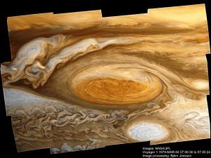 Звуки планет | Юпитер