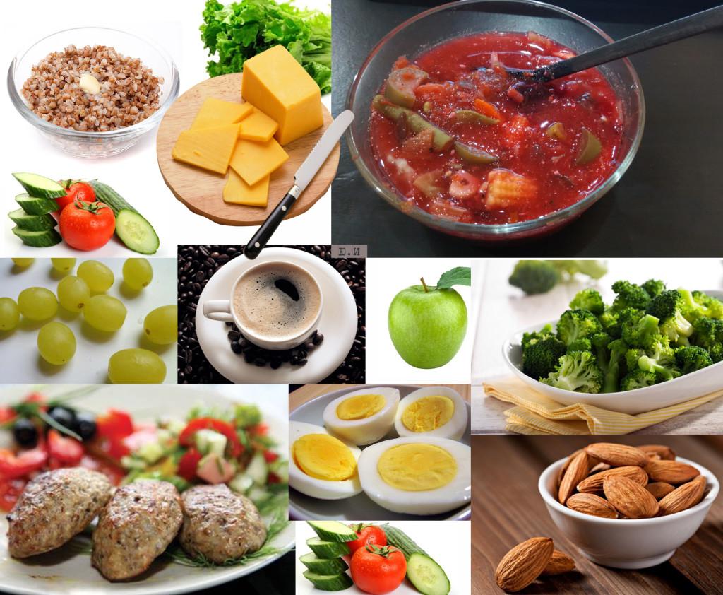 правильное питание | меню
