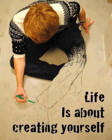 жизнь - это создание самого себя   Юл Иванчей   Yul Ivanchey