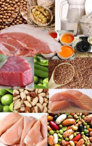 B vitamins | methionine | products